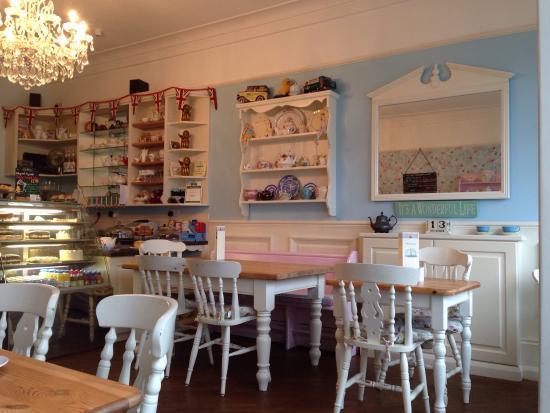 Annie S Tea Rooms Liverpool