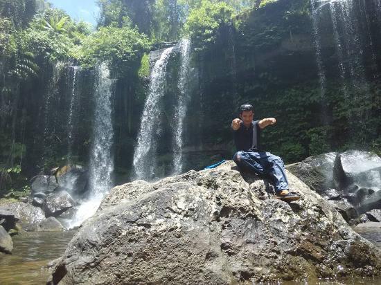 Angkor Best Driver: phnom kulen mountain