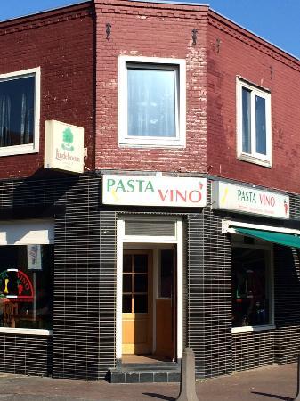 Pasta Vino