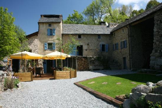 Angoustrine, Prancis: Bienvenue dans une ferme cerdane du XVIIIème siècle