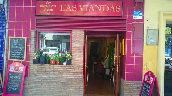 Las Viandas