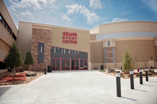 Grand Hotel Event Center Entrance