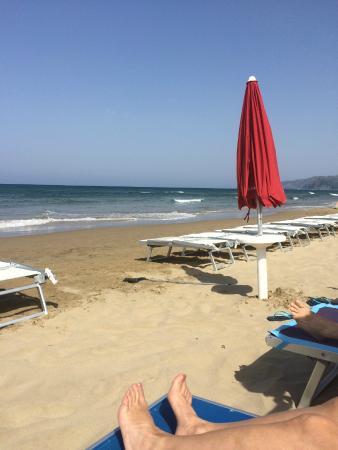 Acciaroli, إيطاليا: Spiaggia