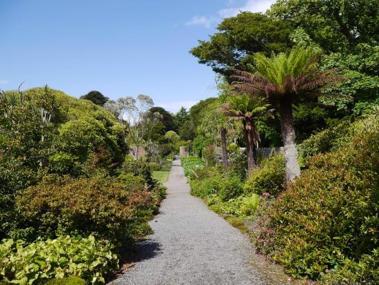Logan Botanic Garden Walled At