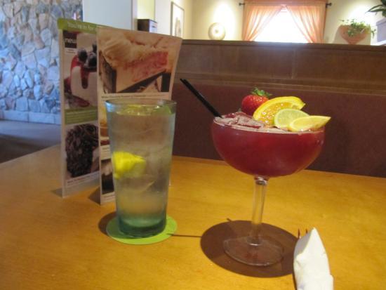 Olive Garden: Tropical Drink
