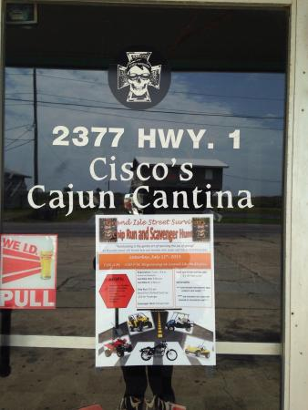 Cisco's Cajun Cantina