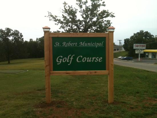 Saint Robert Golf Course - 3par
