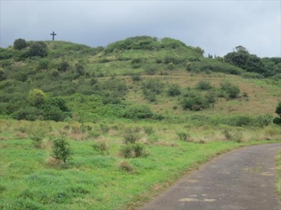 Fagan's Cross: A good path
