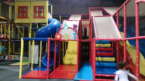 Mornington, Avustralya: Far Out Play Centre