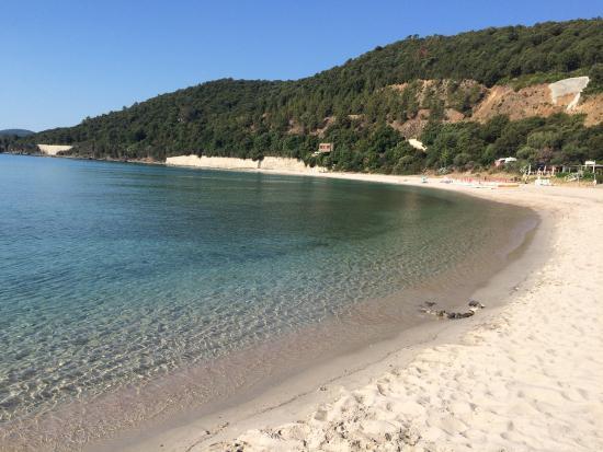 Sari-Solenzara, Frankrike: Plage de Canella