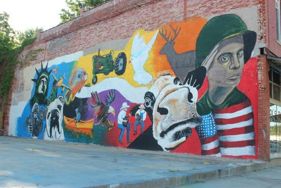 Dixon City Mural