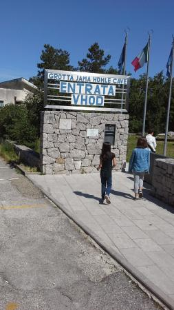 Province of Trieste, Italia: Grotta gigante