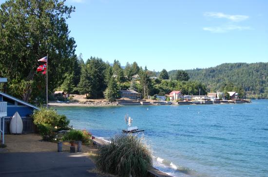 Hood Canal Adventures: View of Hoods Canal