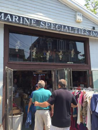Marine Specialties: On Commercial St