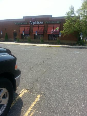 Applebee's: Exterior