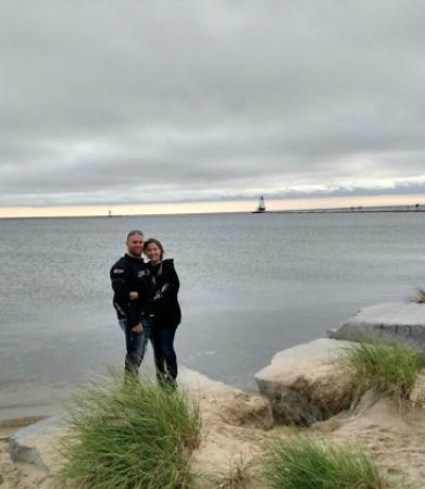 Big Sable Point Lighthouse: Ligthouse..