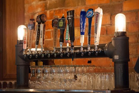 แมดิสัน, เซาท์ดาโคตา: variety of taps