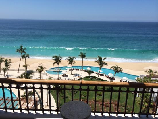 Marquis Los Cabos All-Inclusive Resort & Spa: Vista desde el balcon