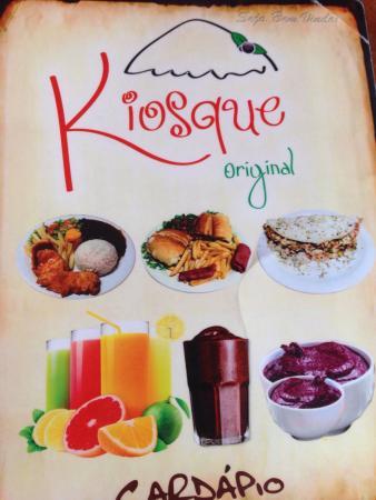 Kiosque Original