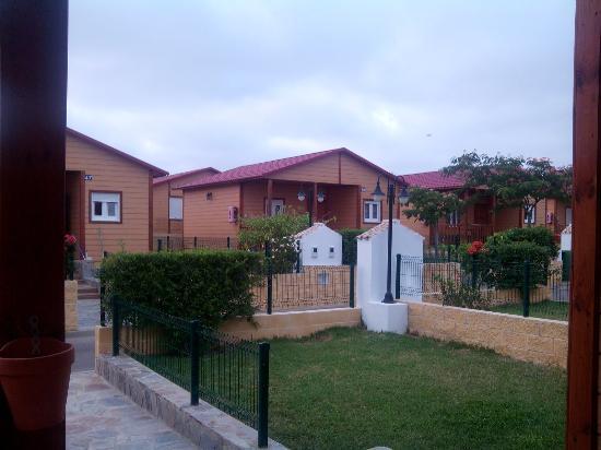 Camping La Rosaleda: Bungalow nuevos