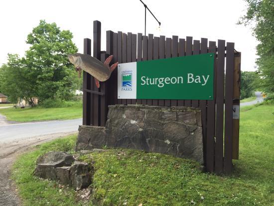Pointe au Baril, Canadá: Sturgeon Bay Provincial Park