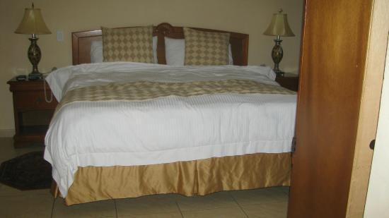 La Quinta Hotel: room