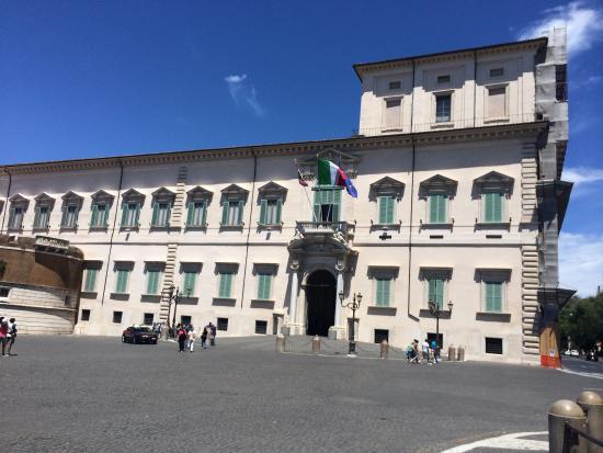 Giardini del quirinale foto di palazzo del quirinale roma tripadvisor - I giardini di palazzo rucellai ...