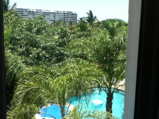Comfort Inn Puerto Vallarta : Vista desde habitación