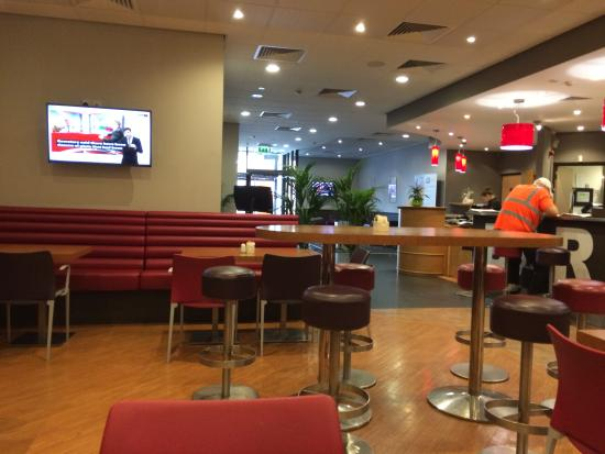 Cheap Hotels In Northampton Town Centre