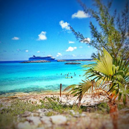Lagoon Picture Of Great Stirrup Cay Berry Islands