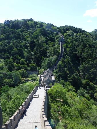 mutianyu great wall photojpg