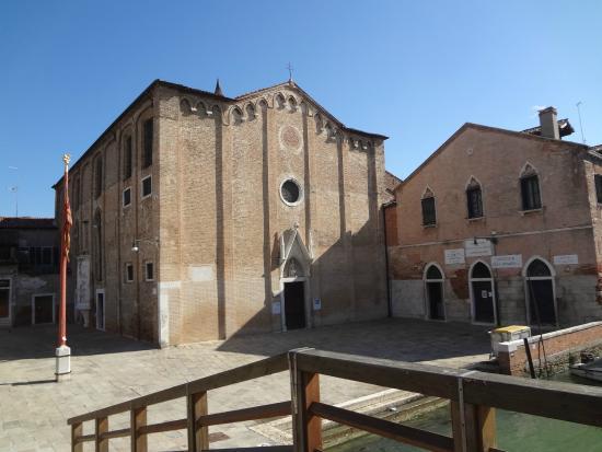 Chiesa di Sant'Alvise : Фасад