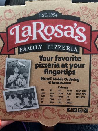 LaRosa's Pizzeria