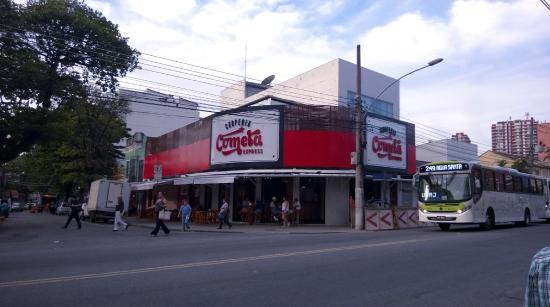 Choperia Cometa Express