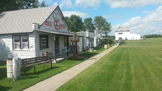Webster, SD: The Village in the museum