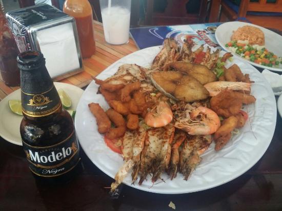 Cejas Restaurant Menu