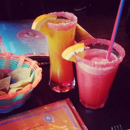 Popocatepetl: Cocktails