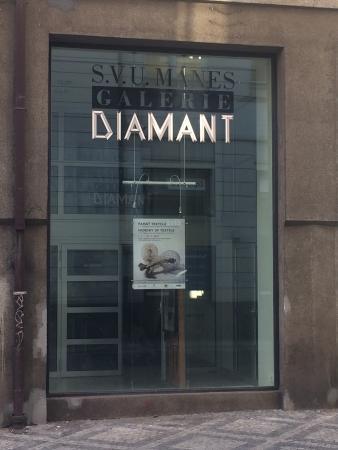 Svu Mánes Galerie Diamant
