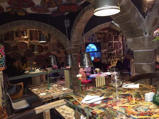 l intérieur et sa belle déco - Picture of Mega Loft, Essaouira ...