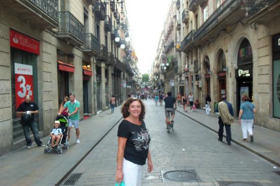 Foto de ciutat vella barcelona casco antiguo barcelona - Casco antiguo de barcelona ...