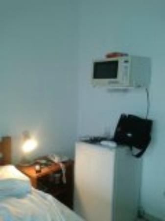 Village Paraiso: Microondas nos quartos