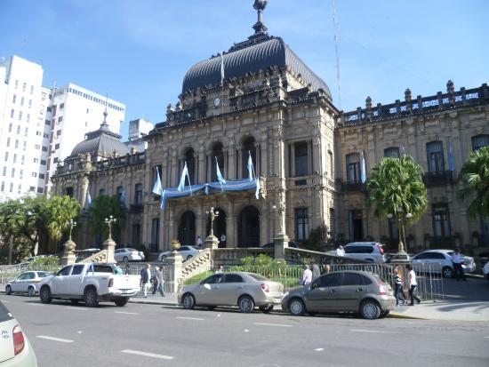 Casa de Gobierno de Tucuman