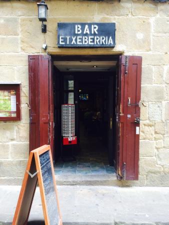 Etxeberria bar