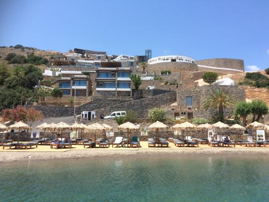 Hotel From The Beach Royal Marmin Bay