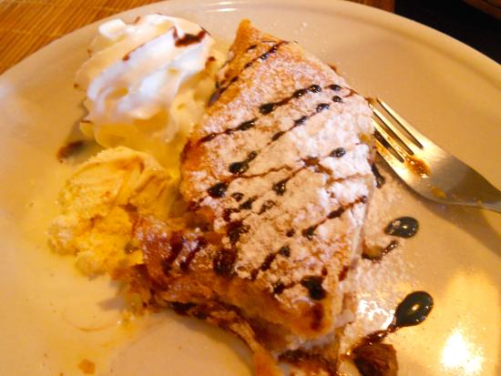 Restaurace Pod Vysehradem: Apple Strudel