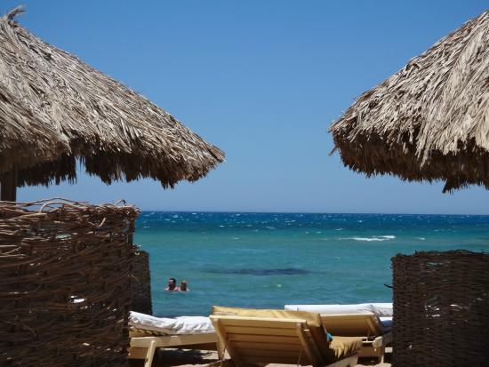 Ali Baba Palace : На пляже