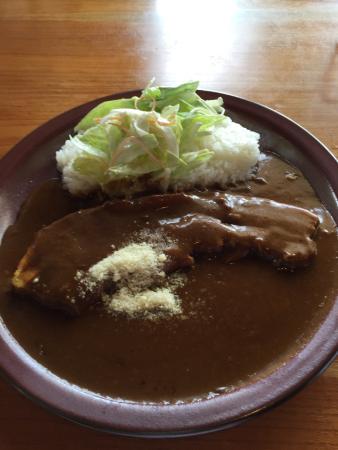 Sangosho : 豚の三枚肉煮込みカレー