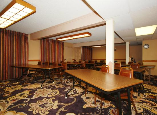 Vagabond Inn Costa Mesa/Orange County Airport: Spacious Meeting Room