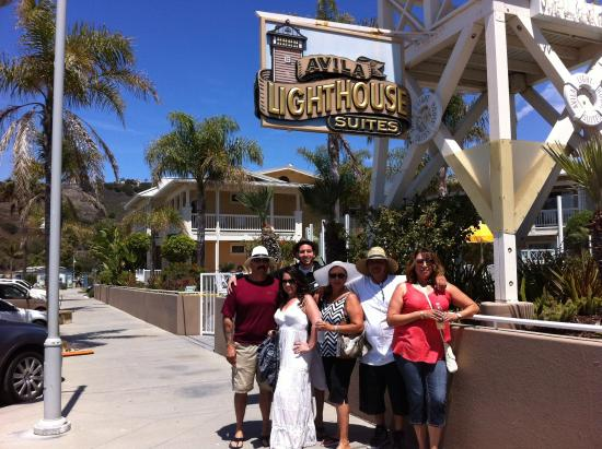 Avila Lighthouse Suites: Great Family Getaway June 2015!