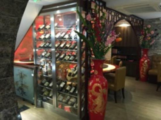 Imperial Garden: Wine Cabinet